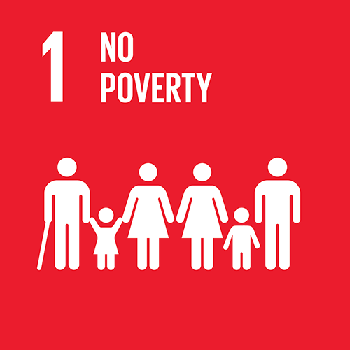 UN Sustainable Developoment goal: No poverty